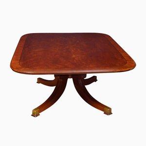 Regency Mahogany Coffee Table
