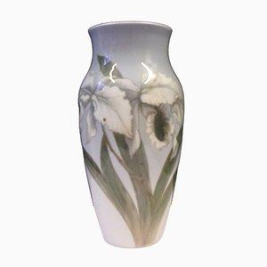 Vase avec Fleur de Royal Copenhagen, 1950s