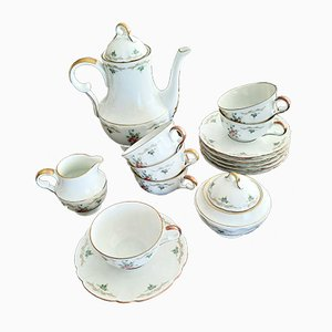 Coffee Set from CH Field Haviland, 1970s