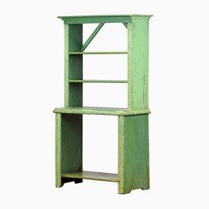 French Wooden Shelf, 1920s