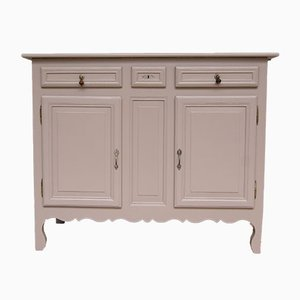Antique French Buffet in Taupe