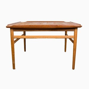 Swedish Teak Coffee Table by Folke Ohlsson for Tingströms, 1960s