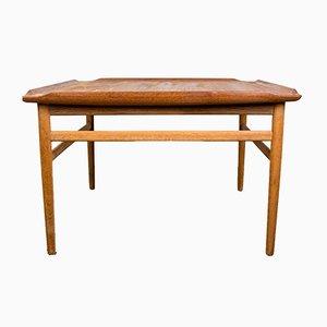 Swedish Teak Coffee Table by Folke Ohlsson for Tingströms, 1960s