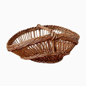 Vintage Rustic Country Chic Basket