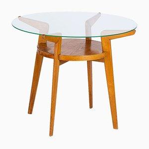 Tavolino da caffè Mid-Century di Jitona, Cecoslovacchia, anni '50