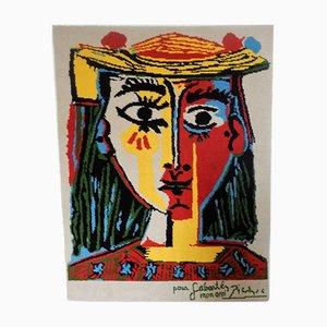 Tapis en Laine par Pablo Picasso pour Desso, 1990s