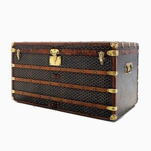 Baúl vintage de Goyard, años 30