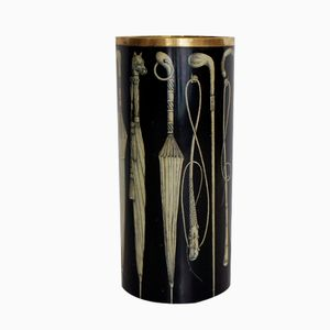Midcentury Umbrella Stand by Piero Fornasetti