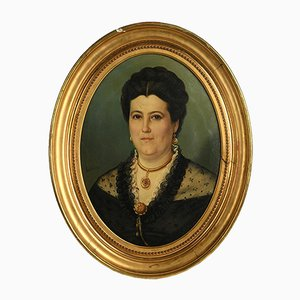 19th Century Portraits, Set of 2