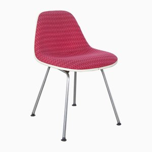 Red MSX Chair by Charles & Ray Eames for Herman Miller, 1950s