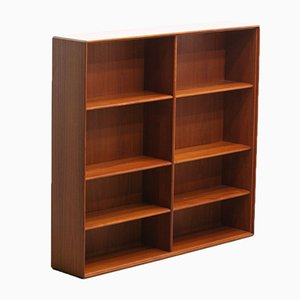 Mid-Century Teak Bookcase by Bertil Fridhagen for Bodafors, 1960s