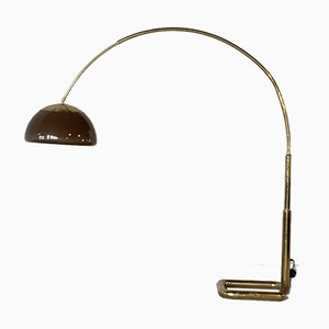 Mid-Century Arc Floor Lamp from Gebrüder Cosack