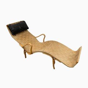 Pernilla 3 Armchair by Bruno Mathsson for Firma Karl Mathsson, 1960s