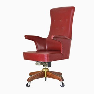 Desk Chair with Wheels from Castelli / Anonima Castelli, 1950s