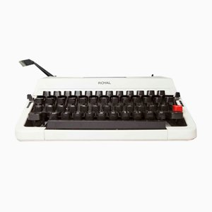Japanese Nr. 203 Typewriter from Royal, 1970s