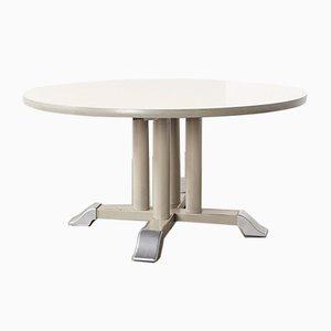 Table de Salle à Manger Modèle Tenentafel Industrielle par Christoffel Hoffmann pour Gispen, 1950s