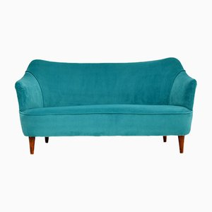 Vintage Italian Cocktail Sofa or Loveseat, 1960s