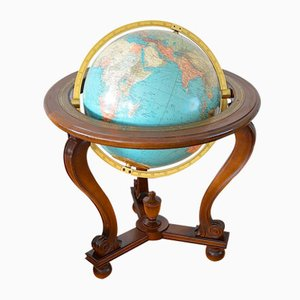 Large Stand Globe from Oestergaard Columbus, 1970s