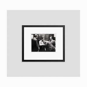 The Godfather Archival Pigment Print Framed in Black by Bettmann
