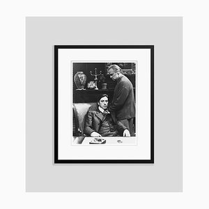 Al Pacino the Family Archival Pigment Print Framed in Black