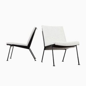 Mid-Century Oase Easy Chairs by Wim Rietveld for Ahrend De Cirkel, 1950s, Set of 2