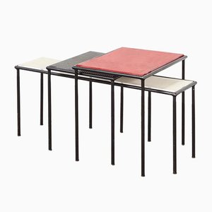 Mid-Century Nesting Tables by Floris Fiedeldij for Artimeta, 1950s