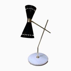 Tischlampe von Stilnovo, 1950er
