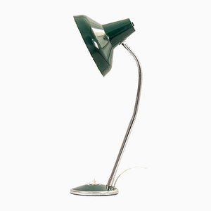 Green Table Lamp, 1950s
