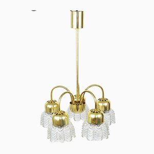 Vintage Chandelier from Narva, 1970s