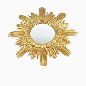 Mid-Century Italian Sunburst Mirror