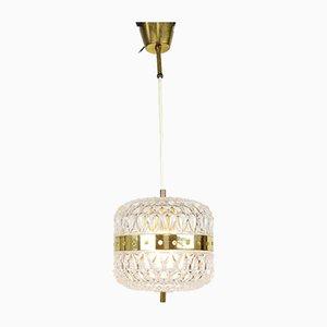 Lampe à Suspension Vintage, 1970s