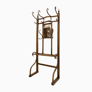 Antique Coat Rack by Michael Thonet