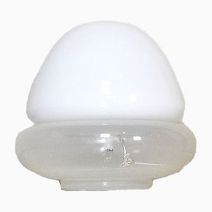 Space Age Murano Glass Ceiling Lamp, 1970s