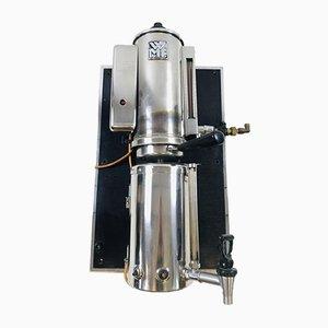 Máquina de café estilo Sputnik vintage de Van Zwanenburg para WMF, años 60