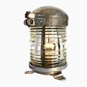 Vintage Soviet Nautical Lantern, 1970s