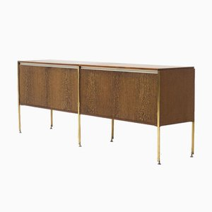 Mid-Century Copal Wenge Sideboard by Kho Liang Ie for Fristho