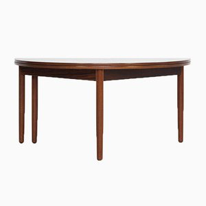 MId-Century Console & Coffee Table in Teak by Poul Volther for Frem Røjle