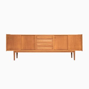Mid-Century Danish Oak Sideboard by Johannes Andersen for Uldum, 1960s