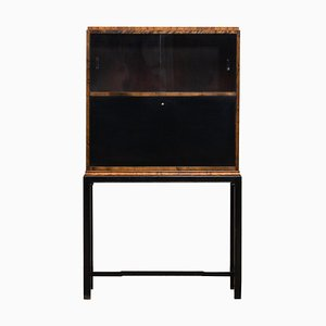 Art Deco Secretaire or Dry Bar by Axel Einar Hjorth for Nordiska Kompaniet, 1924