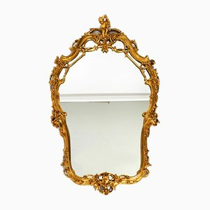 Large Italian Wall Mirror, 1950s