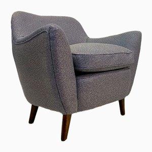 Italienische Mid-Century Sessel im Guglielmo Veronesi Stil, 1950er, 2er Set