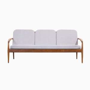 Teak Sofa by Kai Kristiansen for Magnus Olesen