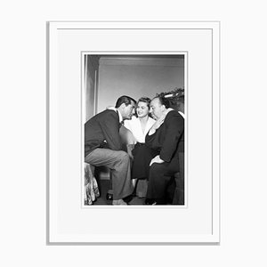 On the Notorious Archival Pigment Print in Weiß von Everett Collection