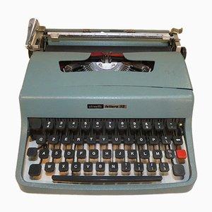 Modell 32 Schreibmaschinen und Etui Set von Nizzoli Marcello für Olivetti, 1960er