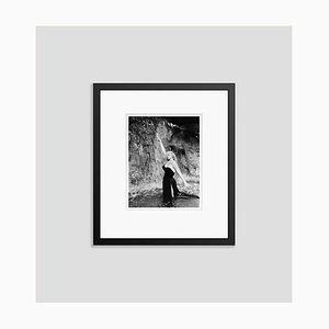 Anita Ekberg La Dolce Vita Archival Pigment Print Framed in Black