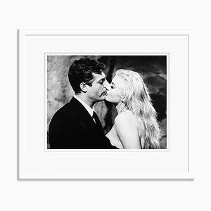 La Dolce Vita Archival Pigment Print Framed in White