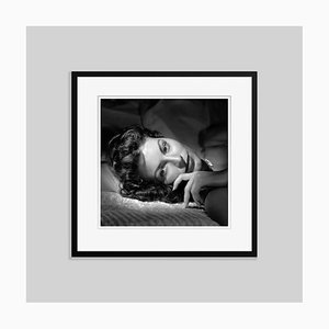 Ava Archival Pigment Print Framed in Black by Alamy Archives