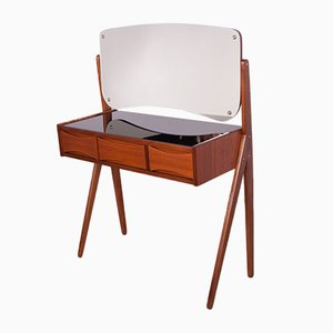 Mid-Century British Danish Teak Dressing Table by Arne Vodder, 1960s