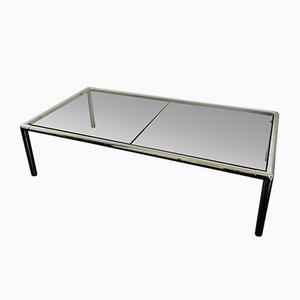 Tubular Chrome Coffee Table by Rodney Kinsman for OMK, 1970s