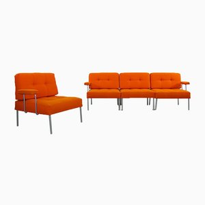Danish Modular Revolt Sofa by Poul Cadovius for France & Søn / France & Daverkosen